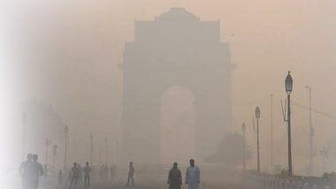Delhi Air Pollution: दिल्ली की AQI बिगड़ी, आनंद विहार, लोधी रोड, आर के पुरम और अन्य क्षेत्रों में एयर क्वालिटी बहुत खराब