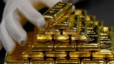The good news: Despite the corona crisis, India's foreign exchange reserves are high, everyone knows about gold reserves.