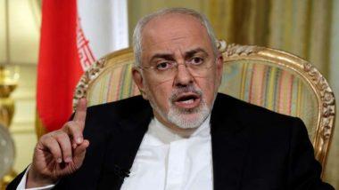 ईरान के विदेश मंत्री जवाद जरीफ दो दिवसीय दौरे पर पहुंचे पाकिस्तान, क्षेत्रीय मुद्दों और द्विपक्षीय संबंधों पर करेंगे बातचीत