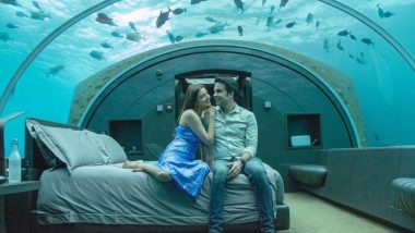 Kajal Aggarwal and Gautam Kitchlu's Latest Honeymoon Pictures: काजल अग्रवाल ने पति गौतम किचलू संग शेयर की रोमांटिक फोटो, हर कोई चाहेगा ऐसा हनीमून प्लान करना