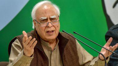 Kapil Sibal Questions Congress Leadership: बिहार में मिली हार के बाद कपिल सिब्बल बोले- कांग्रेस लीडरशिप ने पराजय को ही अपनी नियती मान ली है