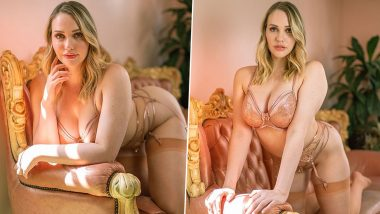 Mia Malkova XXX Hot Photo: पोर्नस्टार मिया मालकोवा ने पोस्ट की बेहद हॉट फोटो,सेक्सी कपड़ों में दिखाया बोल्ड अंदाज!