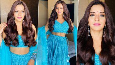 Monalisa Hot Photos: भोजपुरी एक्ट्रेस मोनालिसा ने दिवाली से पहले दिखाया अपना खूबसूरत स्टाइल, लहंगा-चोली पहनकर जीता दिल!