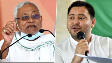 Bihar: क्या नीतीश कुमार को लड़की पैदा होने का डर था? तेजस्वी के बयान पर भड़के CM बोले- चार्जशीटेड हो, सब जानते हैं