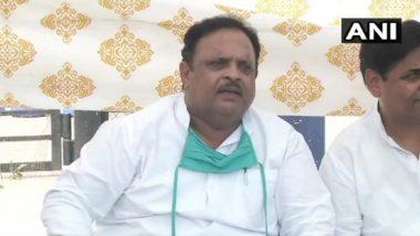 राजस्थान में कुछ दिनों मे COVID19 के प्रतिदिन 3 हजार से अधिक मामले दर्ज, स्वास्थ्य मंत्री रघु शर्मा ने कहा- राज्य में  कोरोनो वायरस की दूसरी लहर