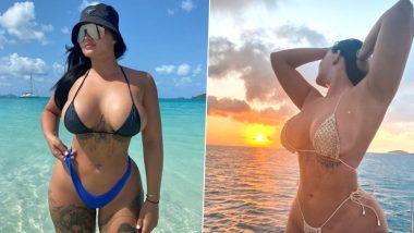 Year Ender 2020: पोर्न एक्ट्रेस रेनी ग्रेसी ने पूरे साल Nude और Topless Photos से फैंस के उड़ाए होश, ये 5 तस्वीरें हैं सबूत