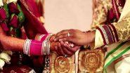 यूपी में छठी शादी का प्रयास करने वाला शख्स गिरफ्तार