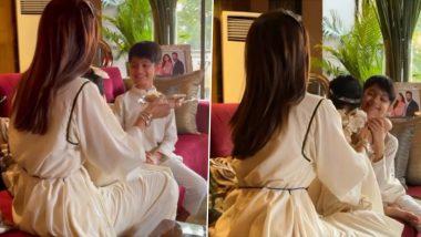 Bhai Dooj 2020: शिल्पा शेट्टी के बेटे वियान राज कुंद्रा ने अपनी 9 महीने की बहन समिषा शेट्टी संग मनाया भाई दूज का त्यौहार, देखें ये Cute Video