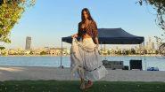 Suhana Khan Photo: शाहरुख खान की बेटी सुहाना ने स्कर्ट पहन कर दिया पोज, यूजर्स बोले- Beautiful