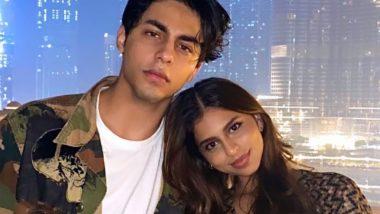 Aryan Khan Birthday: आर्यन के 23वें जन्मदिन पर सुहाना खान ने खास अंदाज में किया विश