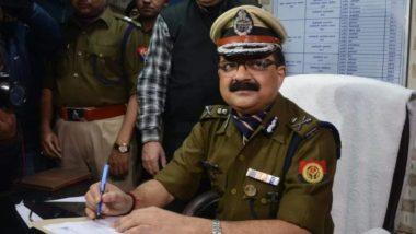 उत्तर प्रदेश: योगी सरकार ने लखनऊ के पुलिस कमिश्नर सुजीत पांडे को पद से हटाया