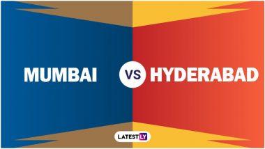 SRH vs MI IPL Match 2020: मुंबई इंडियंस ने सनराइजर्स हैदराबाद को दिया जीत के लिए 150 रनों का लक्ष्य