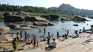 Tungabhadra Pushkaram 2020: तुंगभद्रा पुष्करम आज से शुरु, TV9 Telugu पर देखें 12 दिवसीय नदी महोत्सव की शुरुआत का लाइव स्ट्रीमिंग