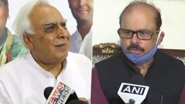 Rumblings in Congress: बिहार में हार से कांग्रेस में फिर ठनी, कपिल सिब्बल के बयान का तारिक अनवर ने भी किया समर्थन, कहा- पार्टी के प्रदर्शन पर चर्चा जरुरी