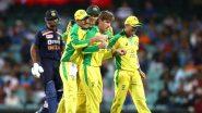 Ind vs Aus 1st ODI 2020: पहले वनडे मुकाबले में बनें ये प्रमुख रिकार्ड्स