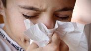 सर्दी में बच्चों में संक्रमण होने का खतरा