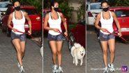 Malaika Arora Photos: 47 की उम्र में 25 की तरह जवान दिखती है मलाइका अरोड़ा, योग और जिम कर रहती है फिट