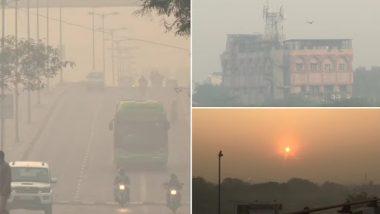 Delhi Air Quality Became Worst: एनसीआर में हवा की गुणवत्ता बिगड़ी, प्रदूषण सहन करने योग्य स्तर से कई गुना अधिक