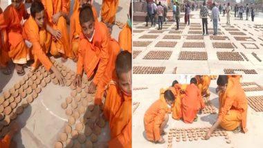 Ayodhya Deepotsav Celebrations 2020: अयोध्या में चौथे दीपोत्सव की तैयारियां जोरों शोरों पर, 5 लाख से ज्यादा दीये रामजन्म भूमि को करेंगे रोशन