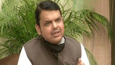 Maharashtra: देवेंद्र फडणवीस का बड़ा आरोप, कहा- राज्य के कुछ मंत्री आक्सीजन, रेमडेसिविर की आपूर्ति अपने जिलों में कर रहे हैं