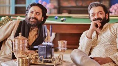 Aashram 2: चंदन रॉय सन्याल के हाथ का खाना बेहद पसंद करते हैं बेहद बॉबी देओल, एक्टर ने सुनाया ये मजेदार किस्सा