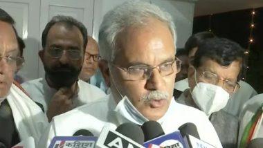 Ajeet Sharma Appointed CLP Leader: बिहार में अजित शर्मा को मिली बड़ी जिम्मेदारी, सीएम भूपेश बघेल की अध्यक्षता में  कांग्रेस विधायक दल का नेता नियुक्त