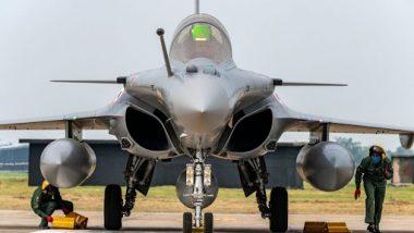 IAF Receive 3 More Rafale: भारत को आंख दिखने वाले दुश्मनों की अब खैर नहीं, कल देश को मिलेंगे 3 और राफेल लड़ाकू विमान