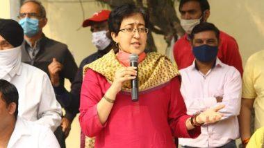 Safety First Survey: आप विधायक आतिशी ने दिल्ली के कालकाजी में 'सेफ्टी फर्स्ट' का दूसरा चरण शुरू किया