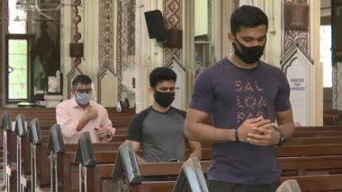 Churches in Mumbai to Reopens: कल से खुल जाएंगे मुंबई के सभी चर्च, इन कोविड-19 दिशानिर्देशों का पालन अनिवार्य