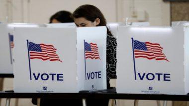 एक-तिहाई अमेरिकी मतदाताओं ने अर्थव्यवस्था को सबसे महत्वपूण मुद्दा बताया: CNN Exit Poll