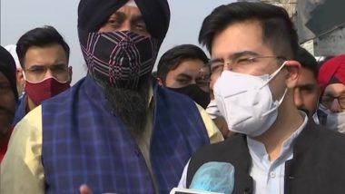 दिल्ली को 499 मीट्रिक टन आक्सीजन मिली, न्यायालय का आदेश 700 मीट्रिक टन का है: राघव चड्ढा