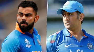 This CSK opener made a big disclosure about Virat Kohli and MS Dhoni, know what he said