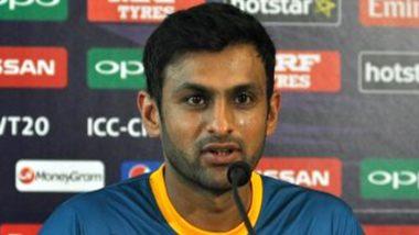 पाकिस्तान के पूर्व कप्तान शोएब मलिक अपने संन्यास पर खुलकर बोले, दिया बड़ा बयान