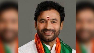 Hyderabad Union Territory: केंद्रीय मंत्री किशन रेड्डी बोले- हैदराबाद को केंद्र शासित प्रदेश बनाने की कोई योजना नहीं