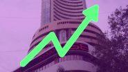 Share Market Updates: निवेशकों की बल्ले-बल्ले, सेंसेक्स रिकॉर्ड स्तर पर खुला, निफ्टी भी नई उचाई पर