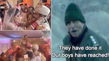 Aditya Narayan Wedding Video: आदित्य नारायण ने जयमाल का एडिट वीडियो किया शेयर, अमिताभ बच्चन भी आए नजर