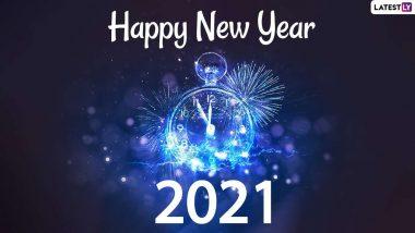 New year 2021: 2020 से बिलकुल अलग उम्मीदों से भरा होगा नया साल