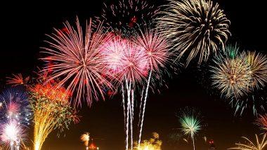 New Year 2021: नए साल के स्वागत में रोशनी से नहाई दिल्ली और मुंबई, देखें तस्वीरें