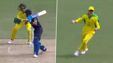 Ind vs Aus 3rd ODI 2020: एडम जाम्पा के इस खतरनाक गेंद पर आउट हुए श्रेयस अय्यर, देखें वीडियो