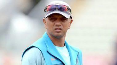 जुलाई में होने वाले श्रीलंका दौरे पर राहुल द्रविड़ हो सकते भारतीय टीम के कोच: रिपोर्ट