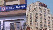 आरबीआई ने एचडीएफसी बैंक को आगामी डिजिटल गतिविधियों, नए क्रेडिट कार्ड जारी करने से रोका