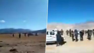लद्दाख के चांगथांग में सादे कपड़ों में घुसे चीन के सैनिक, ITBP और स्थानीय लोगों ने खदेड़ा
