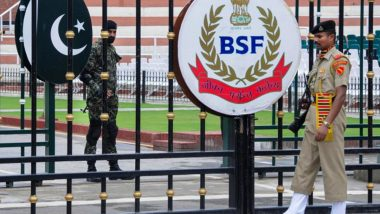 BSF jawan Jaisalmer has committed suicide