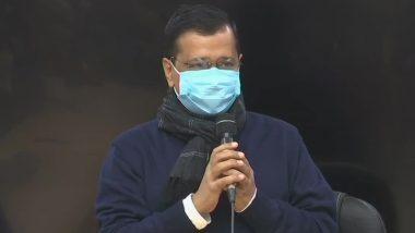 दिल्ली: मुख्यमंत्री अरविंद केजरीवाल ने 72वें गणतंत्र दिवस की दी शुभकामनाएं