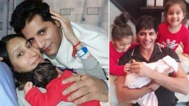 Karanvir Bohra ने बेटी की पहली झलक दुनिया के सामने लाई, शेयर की दिलचस्प Photos