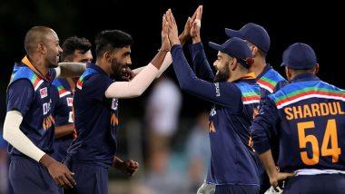 Ind vs Aus 1st T20 2020: मैदान में बुरी तरह घायल हुए रविंद्र जडेजा, Concussion खिलाड़ी के तौर पर युजवेंद्र चहल को मिला टीम में मौका