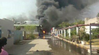 दिल्ली में रोहिंग्या शरणार्थियों के शिविर में आग, 50 से अधिक झोपड़ियां जलकर खाक, कोई हताहत नहीं