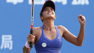 Al Habtoor Tennis Challenge: अल हब्तूर टेनिस चैलेंज में अंकिता रैना ने जीता युगल खिताब