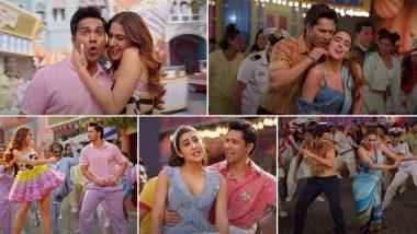 Mirchi Lagi Toh: वरुण धवन और सारा अली खान की फिल्म Coolie No.1 का नया गाना मिर्ची लगी तो हुआ रिलीज