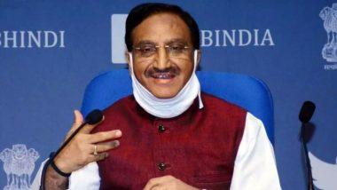 शिक्षा मंत्री ने बुनियादी साक्षरता हासिल करने में बच्चों की मदद के लिए 'निपुण भारत' की शुरुआत की